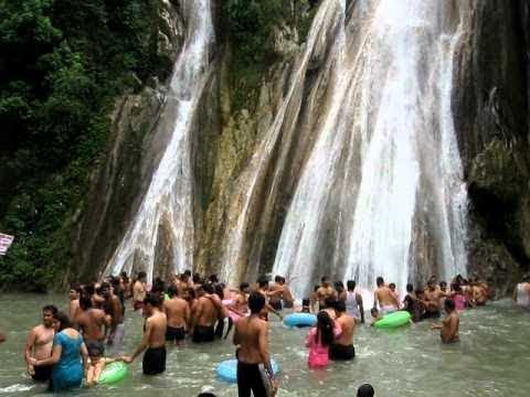 Kempty Falls Mussoori - Uttarakhand