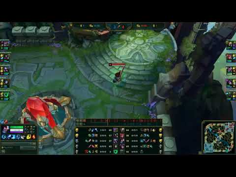 Yasuo carries whole team - League of Legends