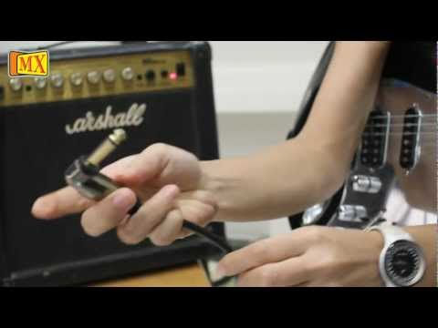 How to DIT Guitar Cable with Circuit Breakers for Guitarists performing Live