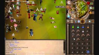 R Kelly On U V2 New wildy Pking vid #1  Obby tank