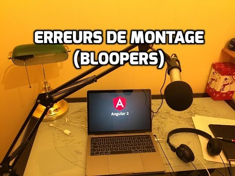 Erreurs de montage - 6 - throws IOException...