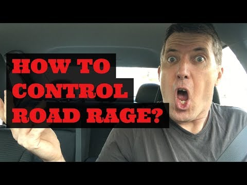 My Secret On How To Control Road Rage