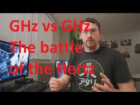 Measuring CPU Performance; what GHz and IPC mean