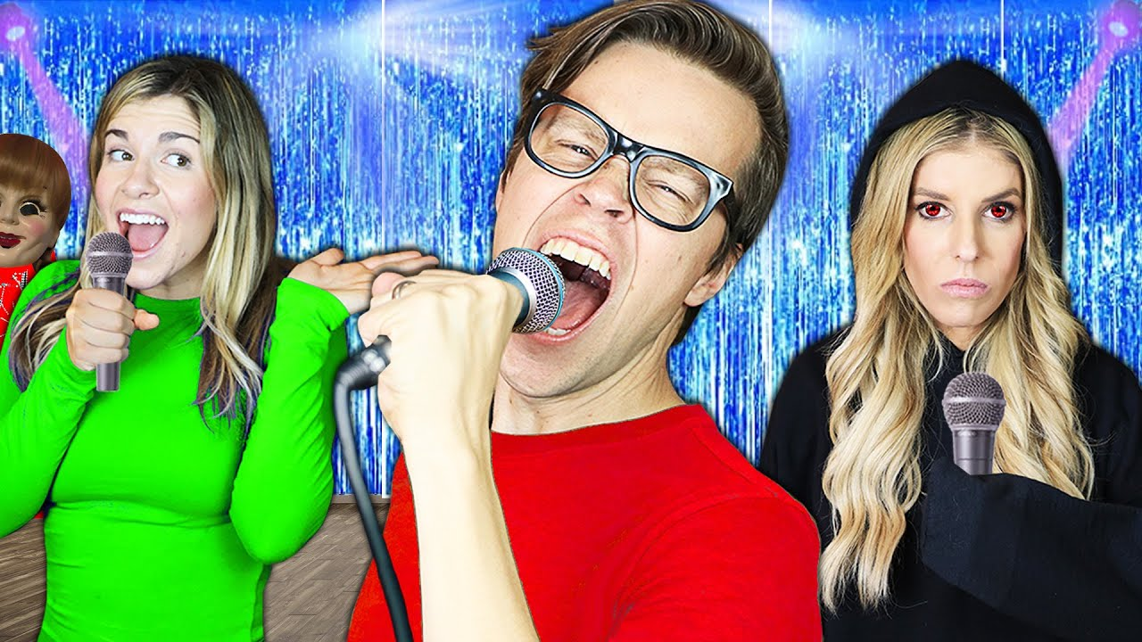 Crashing Karaoke Contest at RHS Hospital! (Confronting RZ Twin) Matt and Rebecca