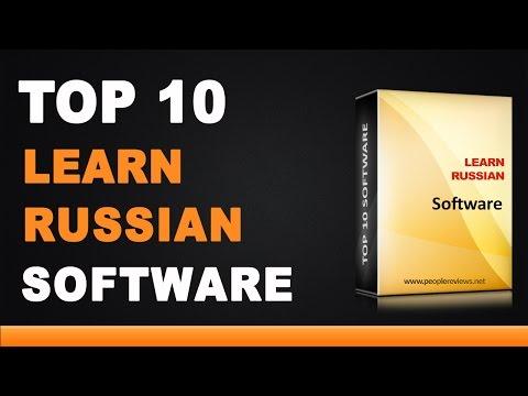Best Russian Learning Software - Top 10 List