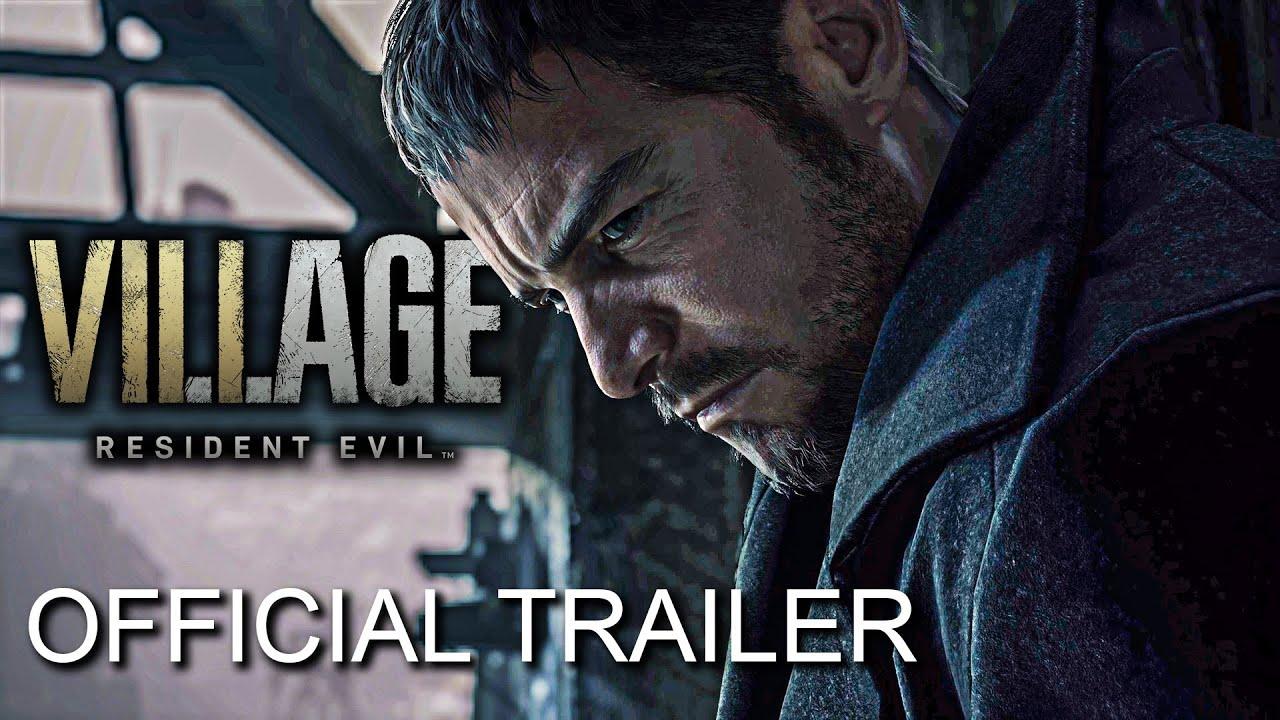 RESIDENT EVIL 8: VILLAGE || NEW TRAILER | 4th Trailer [HD]
