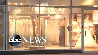 Bridal chain Alfred Angelo abruptly closing down locations nationwide