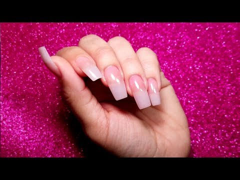 Fiberglass or Silk Nails Fill by LizyG