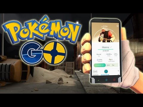 Pokemon GO in TF2?!