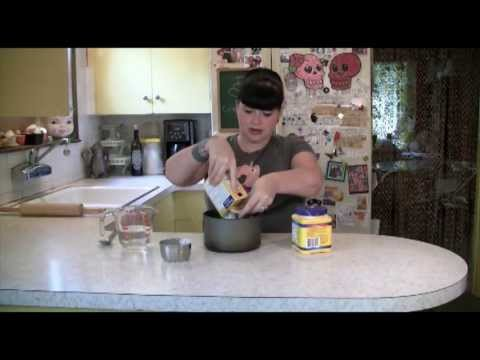 How to Make Cornstarch Clay and Lace Bowls