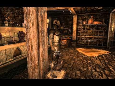 TES5 - Skyrim - Lakeview Manor: Cellar