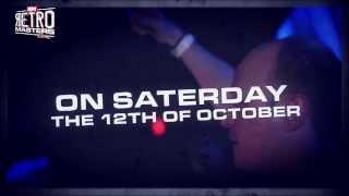Retro Masters 12 oktober 2013 @De Dreef, Vorselaar