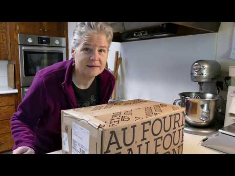 Unboxing the New Fourneau Bread Oven Insert