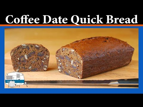 How to make Coffee Date Bread