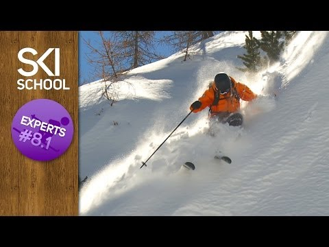 Expert Ski Lessons #8.1 - Skiing Off Piste Intro