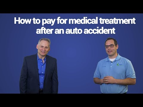 How do you pay for a chiropractor after an accident