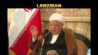 Hashemi Rafsanjani controversial speech about liberty and criticising government