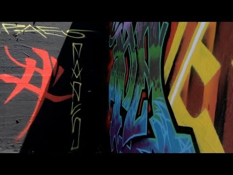 How to Do Sharp Lettering | Graffiti Art
