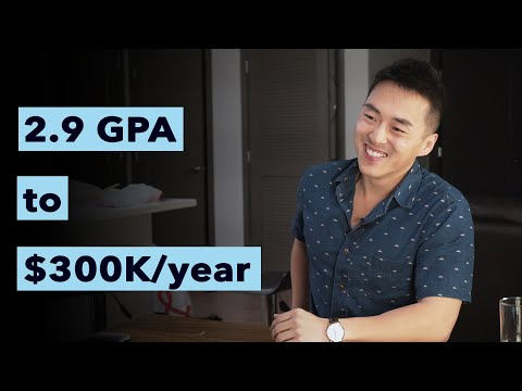 Guy with 2 9 GPA now makes $300k as a SWE (Software Engineer