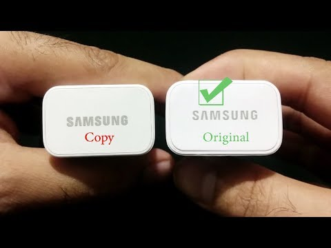 5 Tip to Identify original OR Fake Samsung Charger | Fake Samsung Adapter