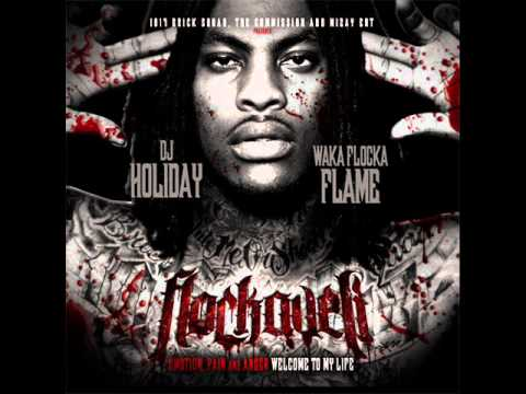 Waka Flocka Flame - Bustin At Em - Flockaveli