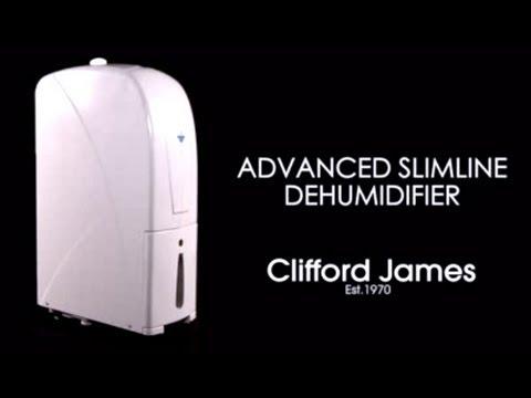 Advanced Slimline Dehumidifier