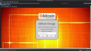 Biitcoin Chicago Mailing List (draft 1) - Itmd362: Hci And Web Design