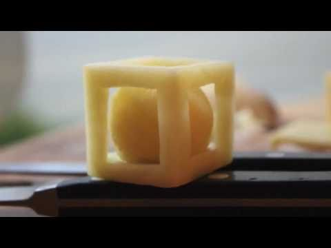 Foodwishes' 500th Video! Potato Ball in Potato Box - Chef John's 500th YouTube Video Upload