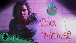 Was That Supposed To Hurt? | :15 Second Horror | ⏱04