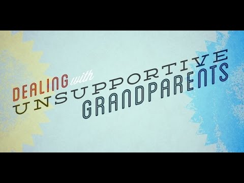 Narcissitic GrandParents Use Their GrandKids For Supply