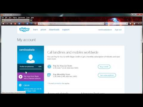 Unlink messenger and facebook  from skype