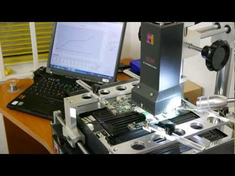 BGA CPU Upgrade on Acer 1410 (from Celeron to Core 2 Duo)
