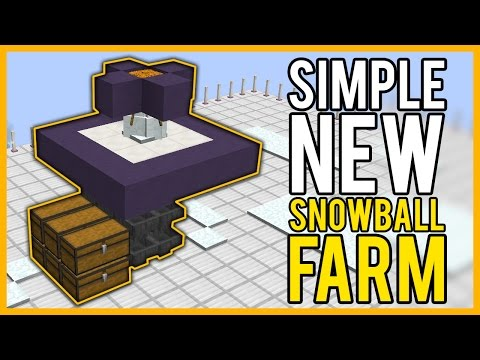 New Simple Snowball Farm Updated version
