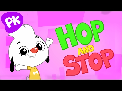 Hop and Stop: Brain Breaks from PlayKids - Let's Move! Songs for Kids
