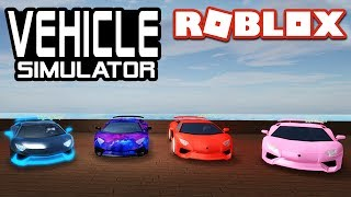 ROCKET LEAGUE in ROBLOX!! - Vehicle Simulator! - PakVim net