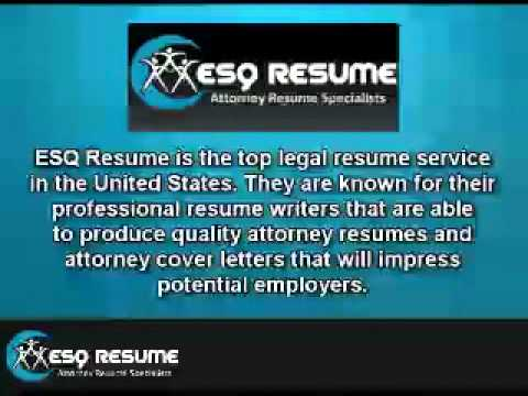 How to Create a Winning Legal Resume | ESQ Resume Professional Legal Resume Writing Services