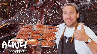 Brad Makes Beef Jerky | It