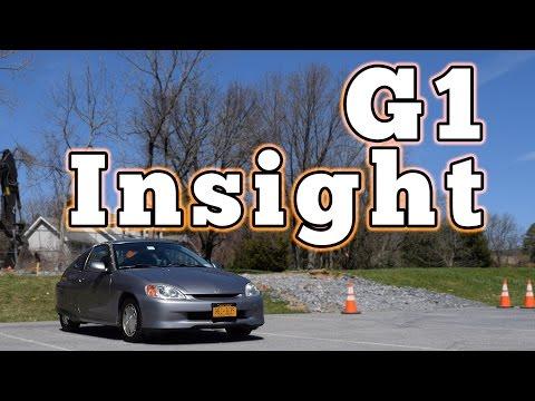 2000 Honda Insight G1: Regular Car Reviews
