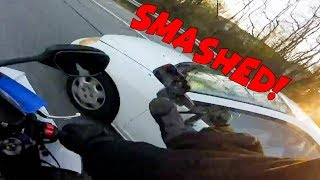 EXTREMELY STUPID CRAZY & ANGRY PEOPLE vs BIKERS   [Ep. #128]