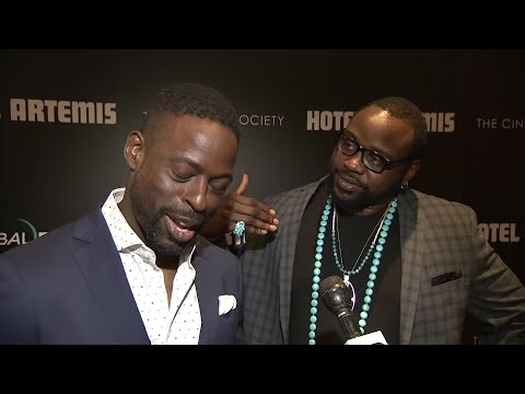 Sterling K. Brown 'happy with swift action' after Roseanne tweet