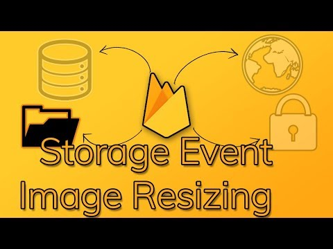Firebase Cloud Functions - Resizing Images after Upload