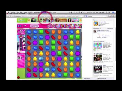 How to Cheat On Candy Crush Saga Facebook Hack