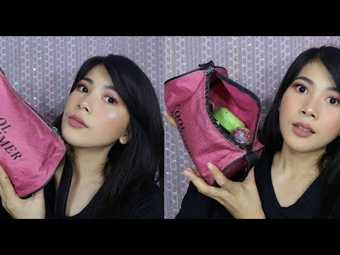 What's in My Travel Makeup Bag [ Indonesia ] - Ayu Deviani Putri