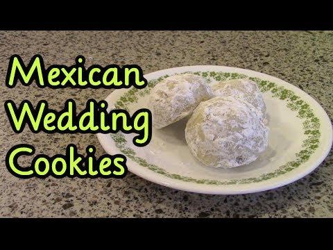 Mexican Wedding Cookies (Cookie Week!)