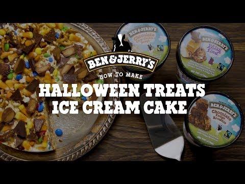 Halloween Treats Ice Cream Cake | Ben & Jerry's
