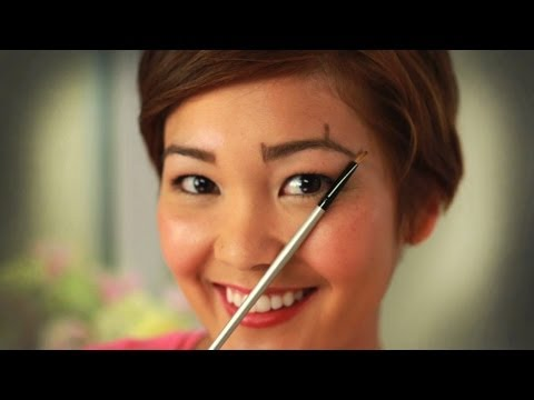 Get the Perfect Brow Shape For Your Face | Makeup Tips| Lazy Girls' Guide To Beauty