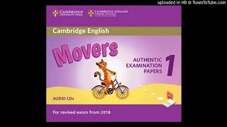 MOVERS 1 NEW- TEST 3- PART 2 | Music Jinni