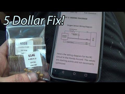 5 Dollar Check Engine Light Fix