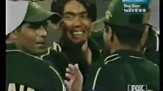 Muhammad Sami Hatrick vs West Indies 2nd odi 2002