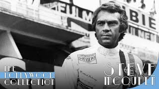 Steve McQueen: Man On The Edge (Narrated by James Coburn) | Hollywood Biography | Movie Star Biopic